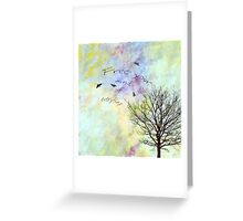 Free Your Mind of Everything Greeting Card