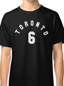 Toronto 6 [White] Classic T-Shirt