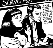 Sonic Pulp: Goo Fiction by donovanalex