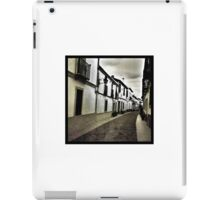 Empty street iPad Case/Skin