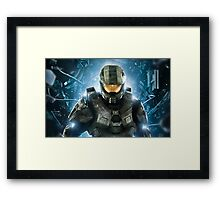 Halo - Master Chief (1) Framed Print