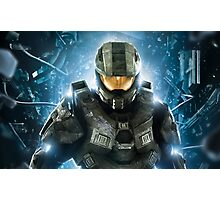 Halo - Master Chief (1) Photographic Print