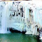 Frozen River by David Schroeder