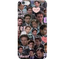 Mulder iPhone Case/Skin