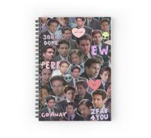 Mulder Spiral Notebook