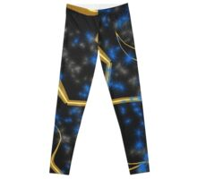 psycho art Leggings