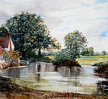 Haywain Unplugged! by Glenn Marshall