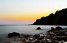 Off World Sunset by aka-photography