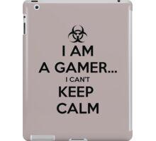 I Can't Keep Calm. iPad Case/Skin