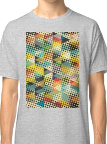 Dots and Triangles II Classic T-Shirt