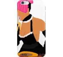 Nicki Minaj: Banana Eater iPhone Case/Skin