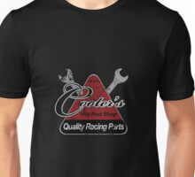Cooter's Hot Rod Shop distressed Unisex T-Shirt
