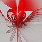 Billowing Ribbon Heart by MothersHeart