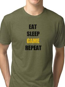 Game. Tri-blend T-Shirt