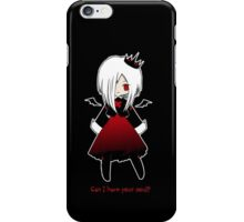 Chibi Demon iPhone Case/Skin