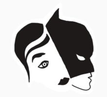 Batgirl (Reverse Silhouette) by inapixel