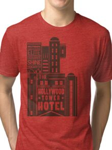Tower of Terror  Tri-blend T-Shirt