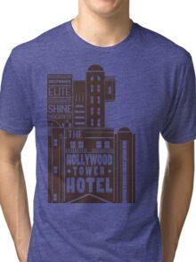 Tower of Terror  Tri-blend T-Shirt