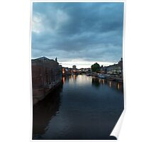 River Ouse - York  Poster