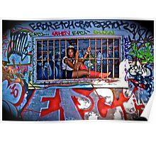 Princess in Jail Poster