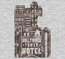 Tower of Terror  (distressed edition) by brian-c