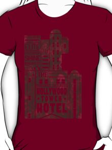 Tower of Terror  (distressed edition) T-Shirt