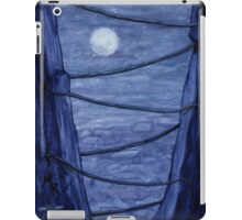 Wired - watercolor painting iPad Case/Skin