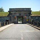 Ft Monroe Tunnel -- Hampton, VA by AJ Belongia