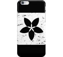 Square-Agriculture-White iPhone Case/Skin