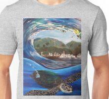 Lahaina Harbour Honu Unisex T-Shirt
