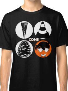 Cone: Black Orange Flavour Classic T-Shirt