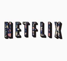 Floral Netflix  by mmmorgann