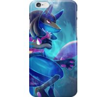 The Aura Bros. iPhone Case/Skin