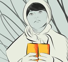 Mary Margaret/Snow White by DoctorSnippet