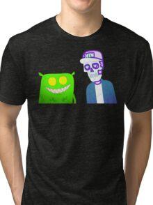 Feed Me & Kill The Noise Tri-blend T-Shirt