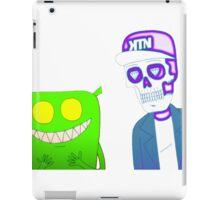 Feed Me & Kill The Noise iPad Case/Skin