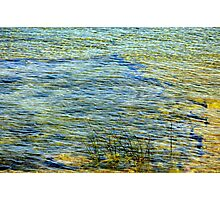Water~Colors Photographic Print