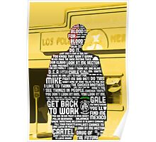 Gus Fring Quotes Poster