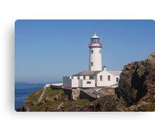 Fanad Lighthouse Canvas Print