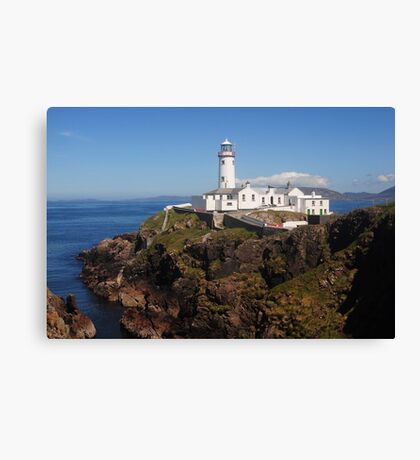 Fanad Lighthouse II Canvas Print