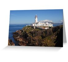 Fanad Lighthouse II Greeting Card