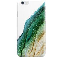 EMERALD GLITTER iPhone Case/Skin