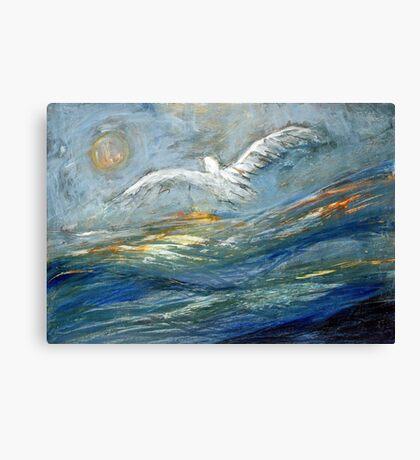 free... Canvas Print
