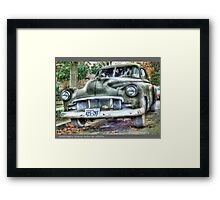 Chevy Grin Framed Print