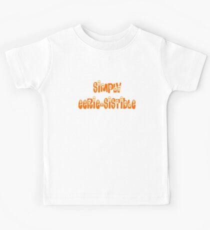 Simply Eerie-sistible Kids Tee