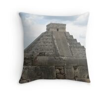 Chichen Itza 1 Throw Pillow