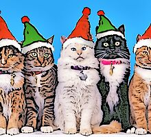 Jingle Cats by Margaret Stevens