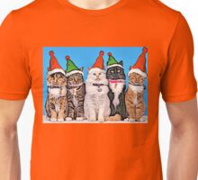 Jingle Cats Unisex T-Shirt