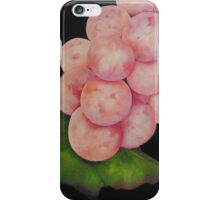 Pink Grapes iPhone Case/Skin
