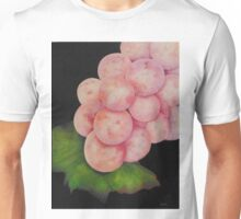 Pink Grapes Unisex T-Shirt